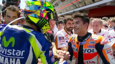 We can work it out: infamous reconciliations in MotoGP™