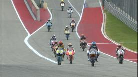 The third Free Practice session of the Moto3™ World Championship at the #AmericasGP.