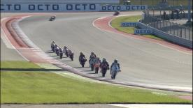 The entire Warm Up session for the Moto3™ World Championship at the #AmericasGP.