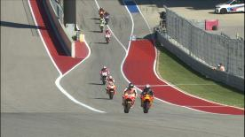 The full Warm Up session on Sunday morning for #AmericasGP in the MotoGP™ World Championship.