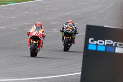 GP Recap: Marquez makes it eight in a row in Germany