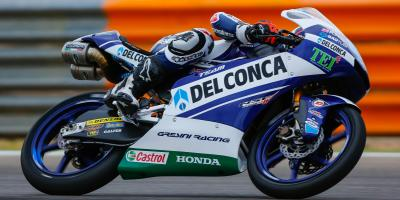 Magnificent seventh: Martin on pole as drama hits qualifying