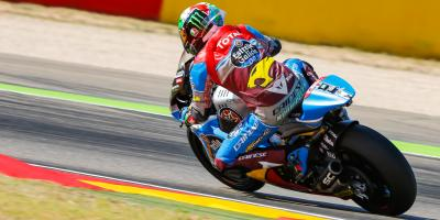 Morbidelli tops Warm Up in Moto2™