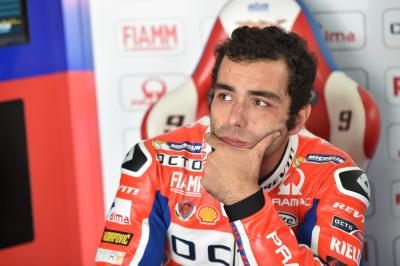 """Petrucci: """"I thought it'd be difficult - but not like this"""""""