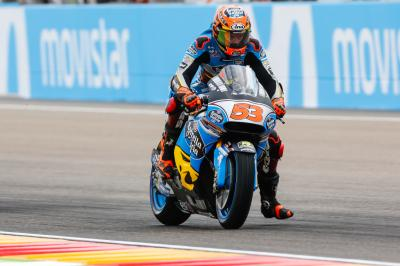 "Rabat: ""I did a very good job in the race"""