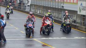 The full Warm Up session on Sunday morning for #JapaneseGP in the MotoGP™ World Championship.