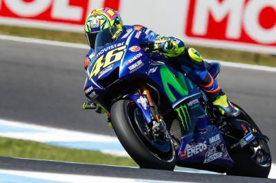 Rossi y Smith, a la Q2